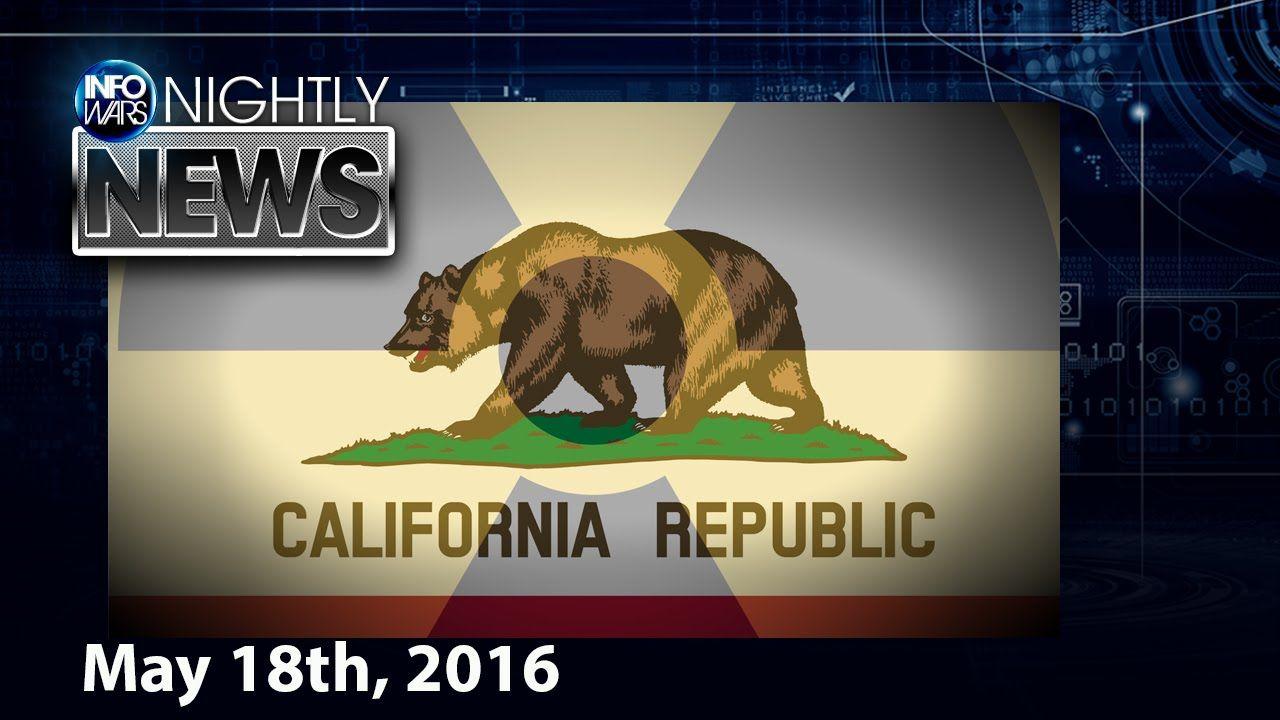 Infowars Nightly News - California's Toxic Legacy Is Killing The Future ...