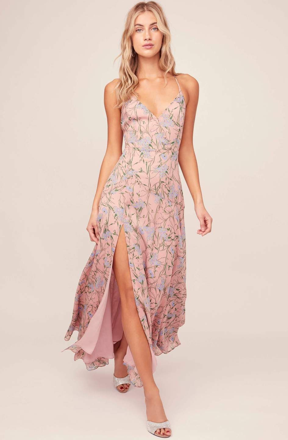 Pandora Floral Maxi Dress Astr The Label Floral Maxi Dress Maxi Sundress Fashion Clothes Women