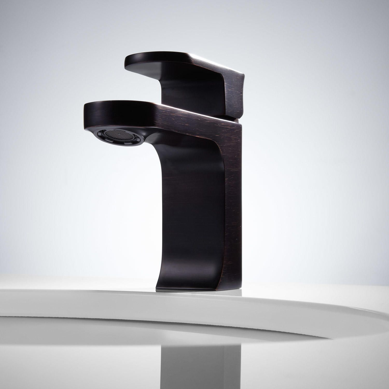 Portico Single-Hole Bathroom Faucet with Pop-Up Drain | Faucet and ...