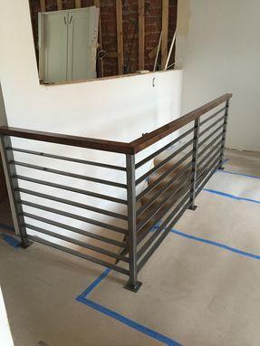 Best Custom Made Horizontal Slat Railing Interior Railings 400 x 300