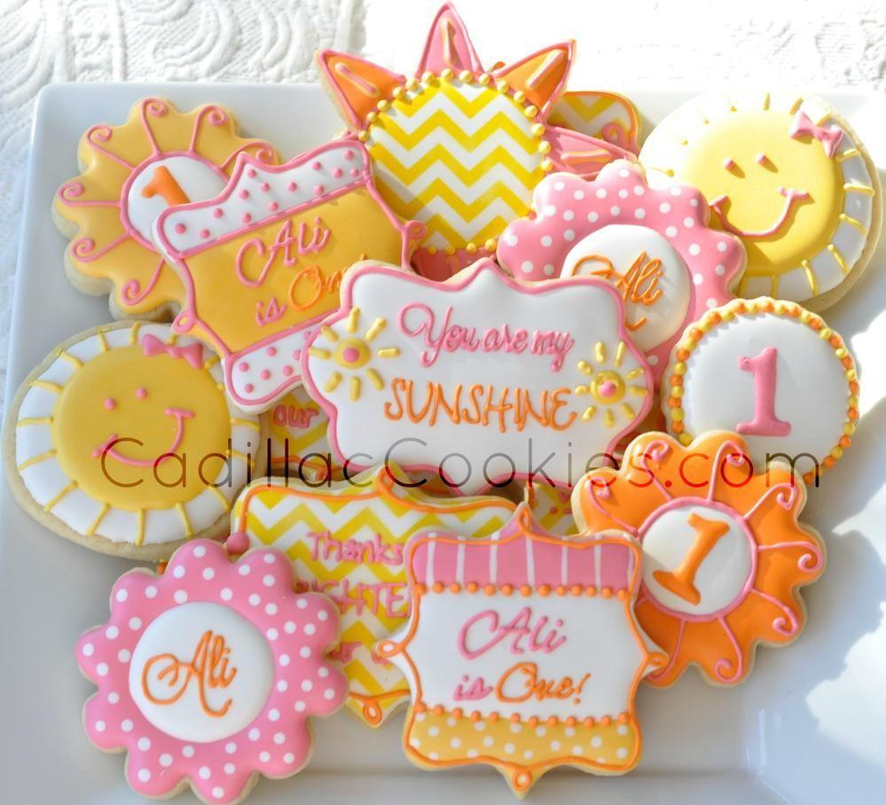 You Are My Sunshine Sunshine Birthday Parties Sunshine Birthday