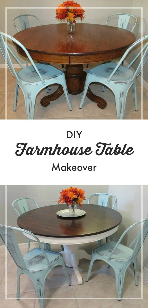 Diy farmhouse table project that will help you save money diy diy farmhouse table project that will help you save money diy farmhouse table furniture projects and farmhouse table solutioingenieria Image collections