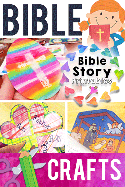 Free Bible Crafts for Sunday School   Mark's Board   Bible school