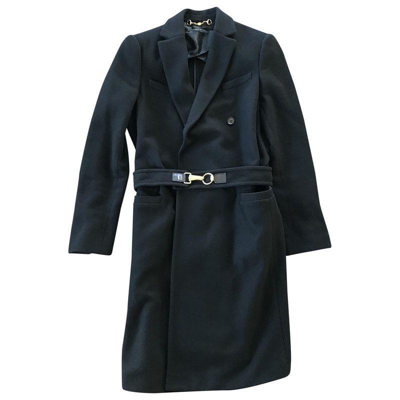 9c44164f7 Wool coat | Shoes and clothes | Gucci coat, Coat och Wool coat