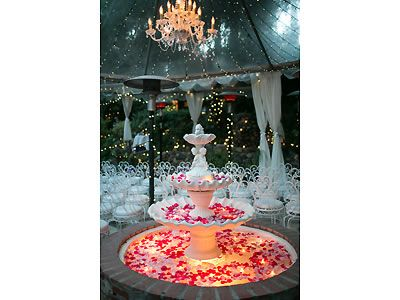 Inn Of The Seventh Ray Los Angeles Wedding Location And Rehearsal Dinner 90290