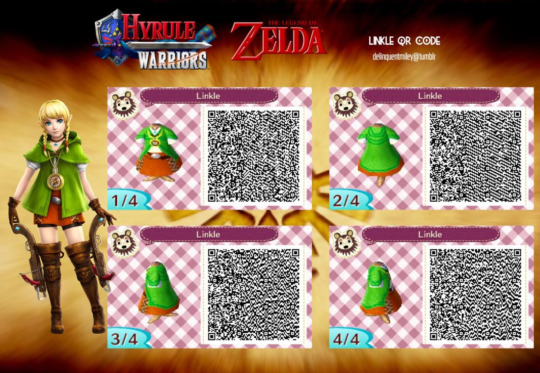 13+ Animal crossing zelda qr codes ideas