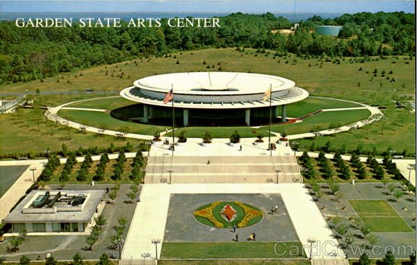 Garden State Arts Center Holmdel New Jersey Now The Pnc Bank Arts