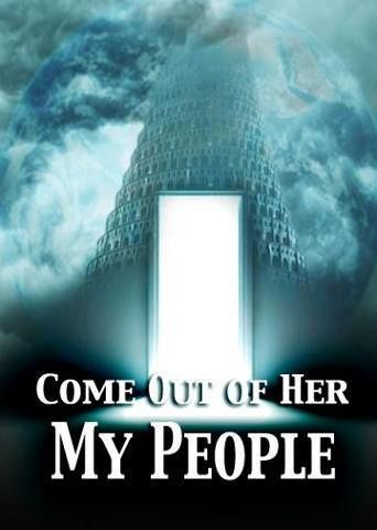 """Jeremiah 51:45 """"Come out, my people, flee from Babylon. Save ..."""