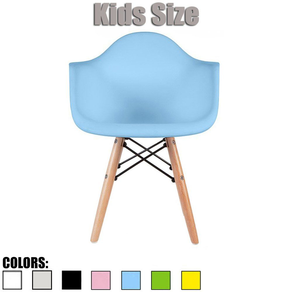 eames molded plastic chair dimensions