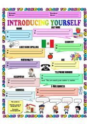 English worksheet greetings and farewells 33 introductions english worksheet greetings and farewells 33 introductions conversations filling bw version included m4hsunfo
