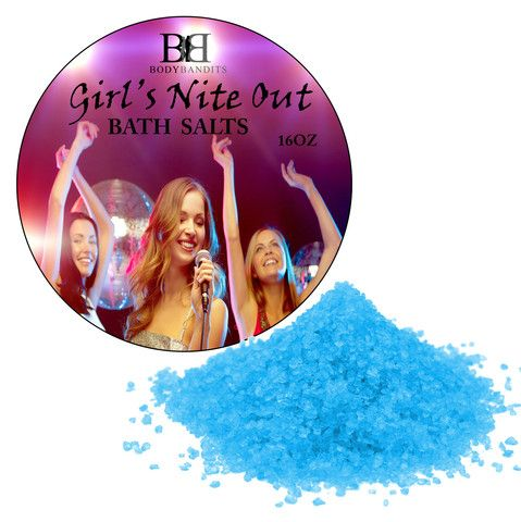 Girl's Nite Out Bath Salts