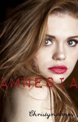 """""""Amnesia     A.I would be so nice if you guys would check it out and vote. Maybe even a comment. Love y'all -Christyn"""