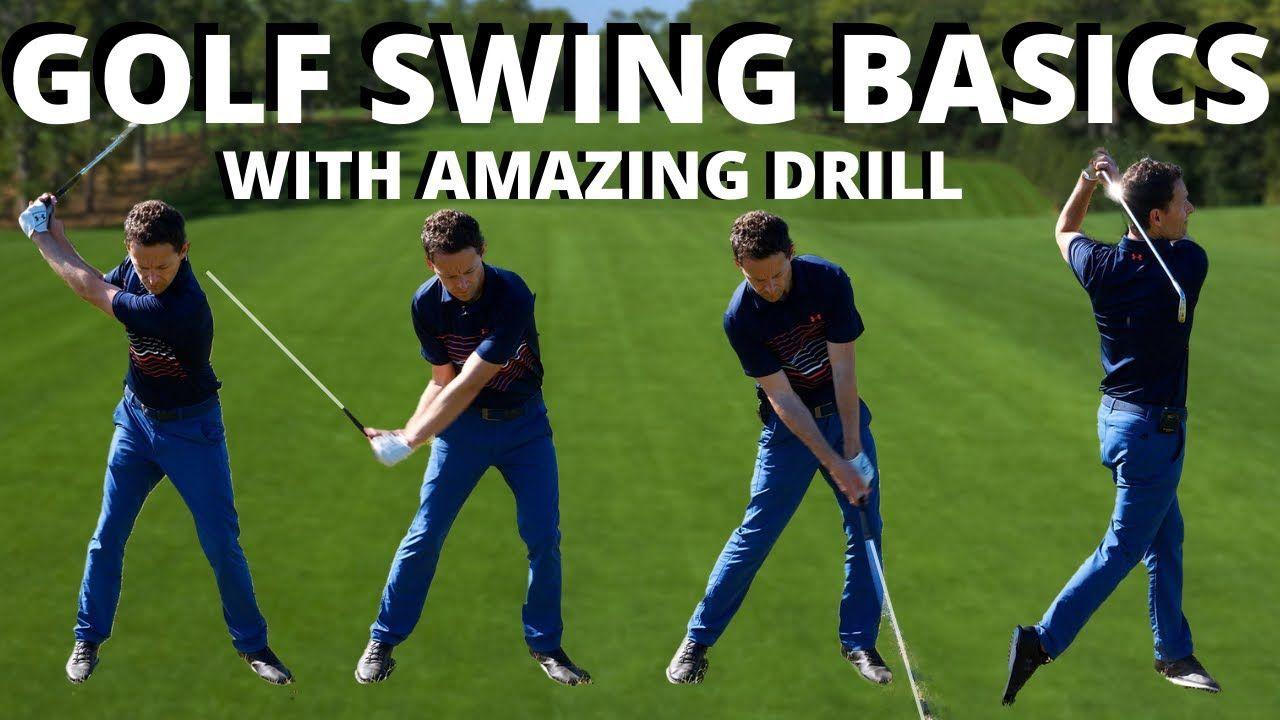 15++ Basic golf drills information