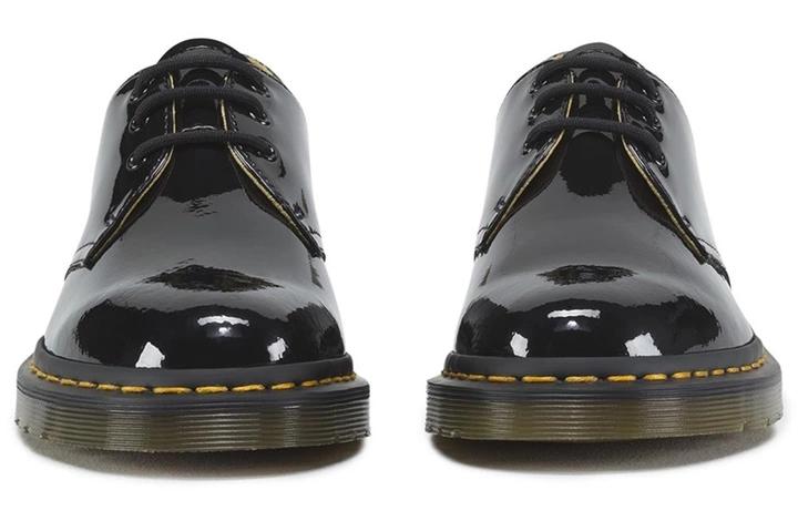 Dr Martens 1461 Lakierki Black Martensy R 7 41 Rubber Rain Boots Boots Rain Boots