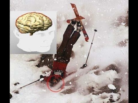 Michael Schumacher Ski Accident Crash Youtube With