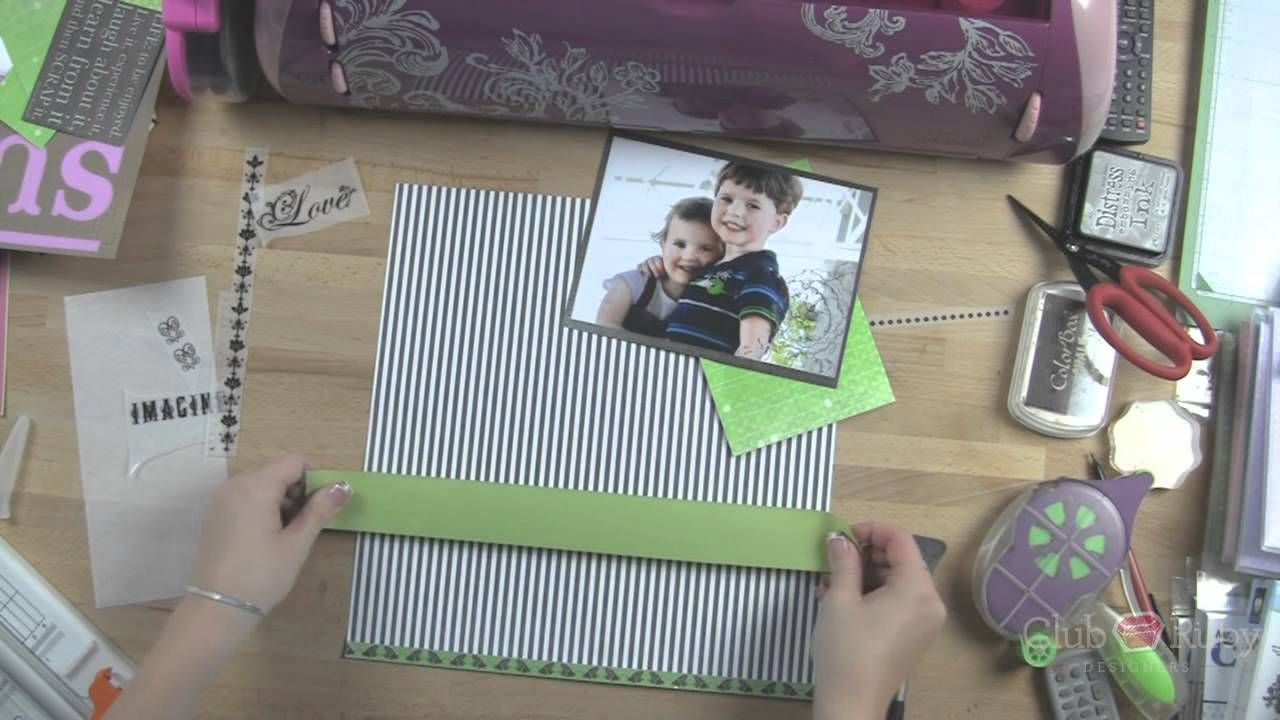 How to scrapbook photos - How To Scrapbook And Share Best Friend Love