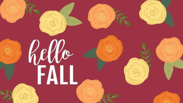 Hello Fall Wallpaper Macbook Pro September Wallpaper Calendar Amp Quote Cover Photos