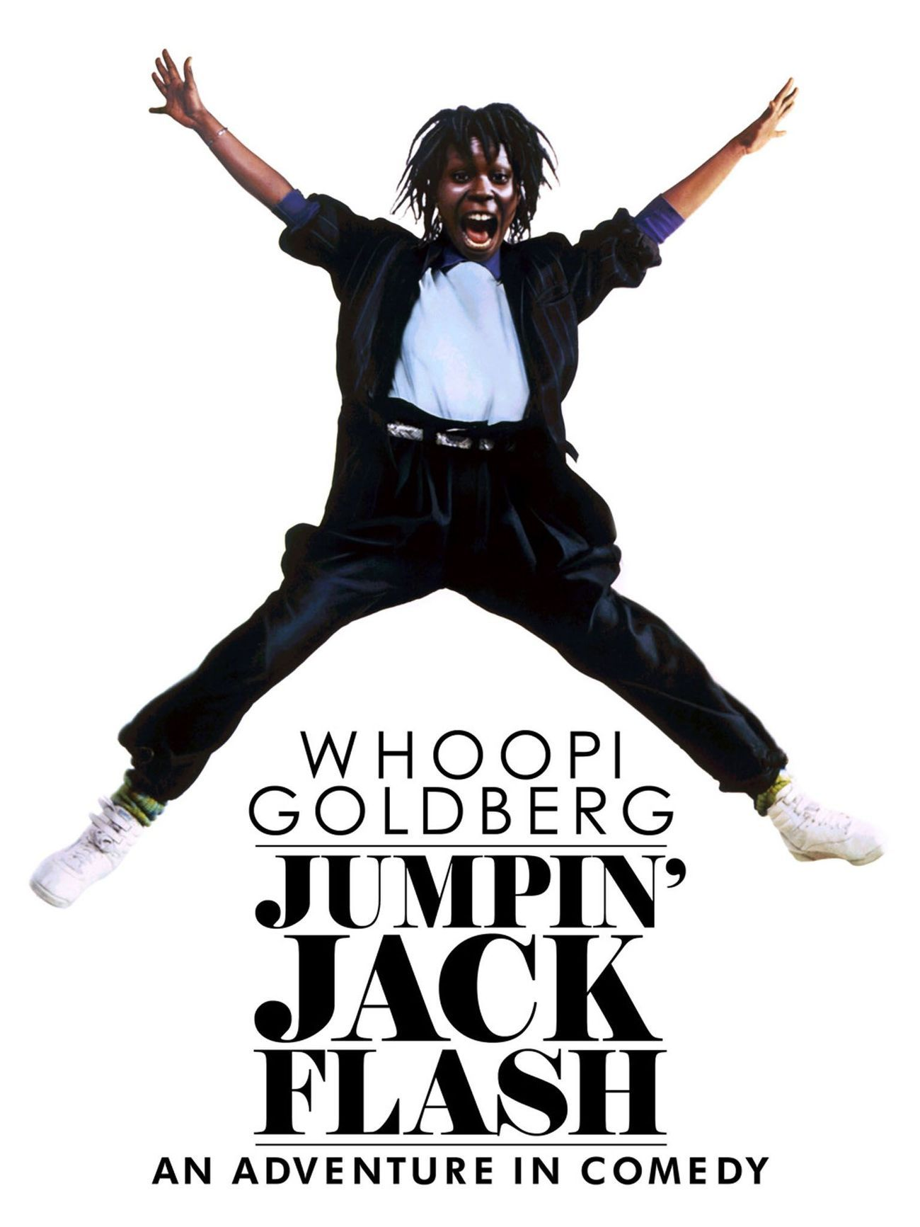 Jumpin' Jack Flash (1986) A man called Jack has got her