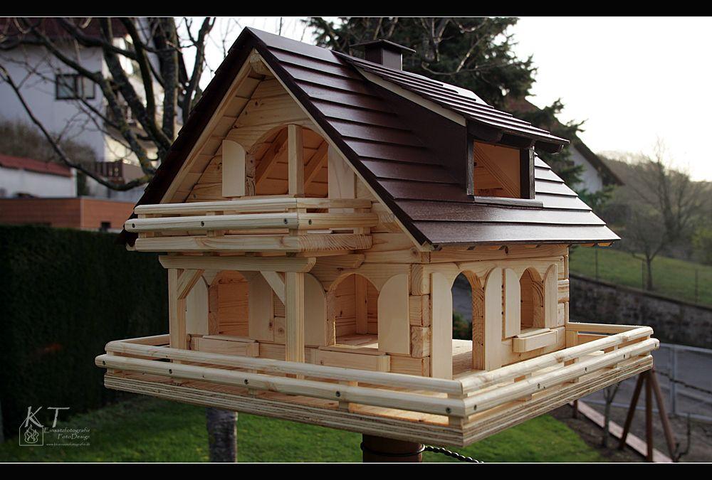 cool birdhouse! Vogelhäuschen, Rustikale vogelhäuschen, Haus