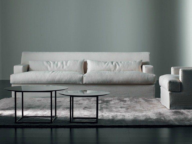 Meridiani arredamento ~ Sofa with removable cover james slim sofa meridiani design