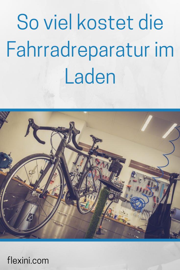 Ist Eine Fahrrad Reparatur Im Laden Teuer Wir Klaren Auf