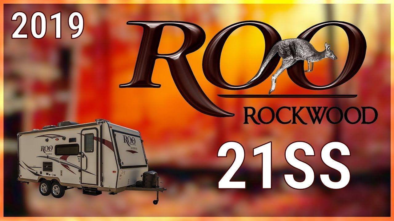 2019 Forest River Rockwood Roo 21ss Hybrid Trailer For Sale Hamiltons Rv Outlet Explore This 2019 Forest River Rockwo Rockwood Roo Rv Outlet Rockwood
