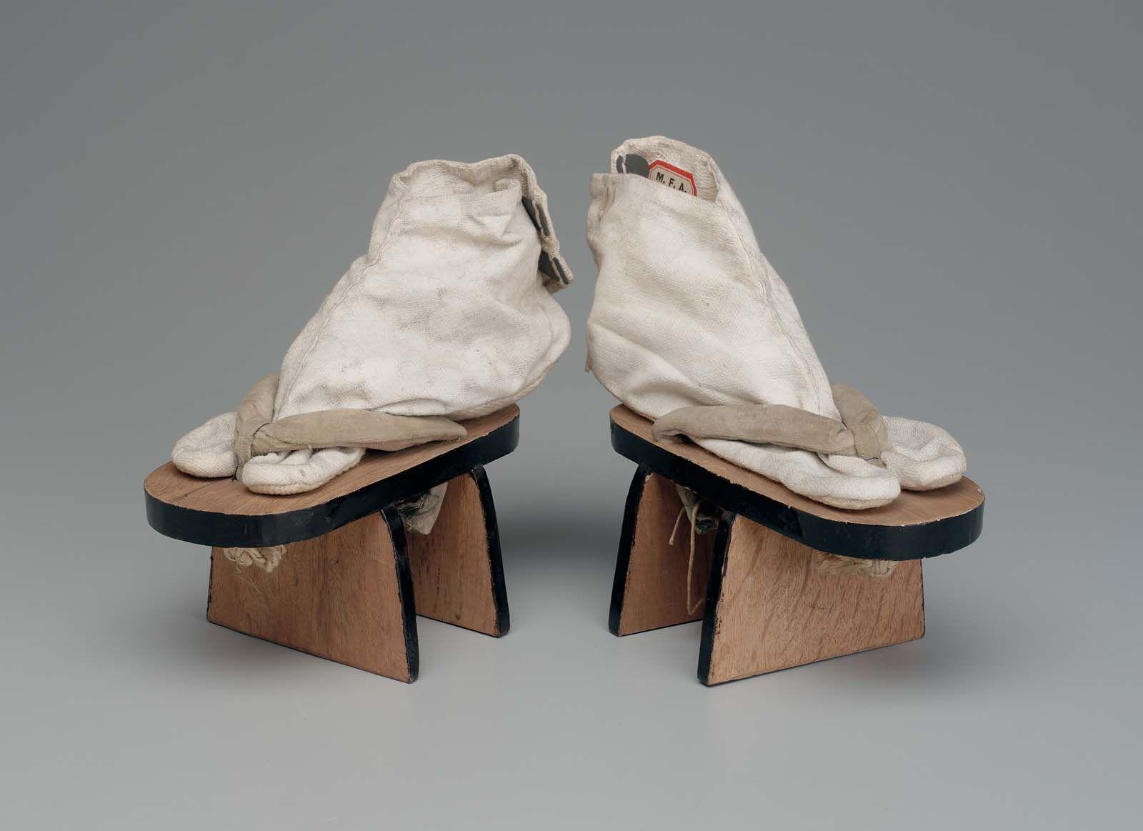 46ed0d9d406 Sandals (geta) Japanese Meiji era late 19th century