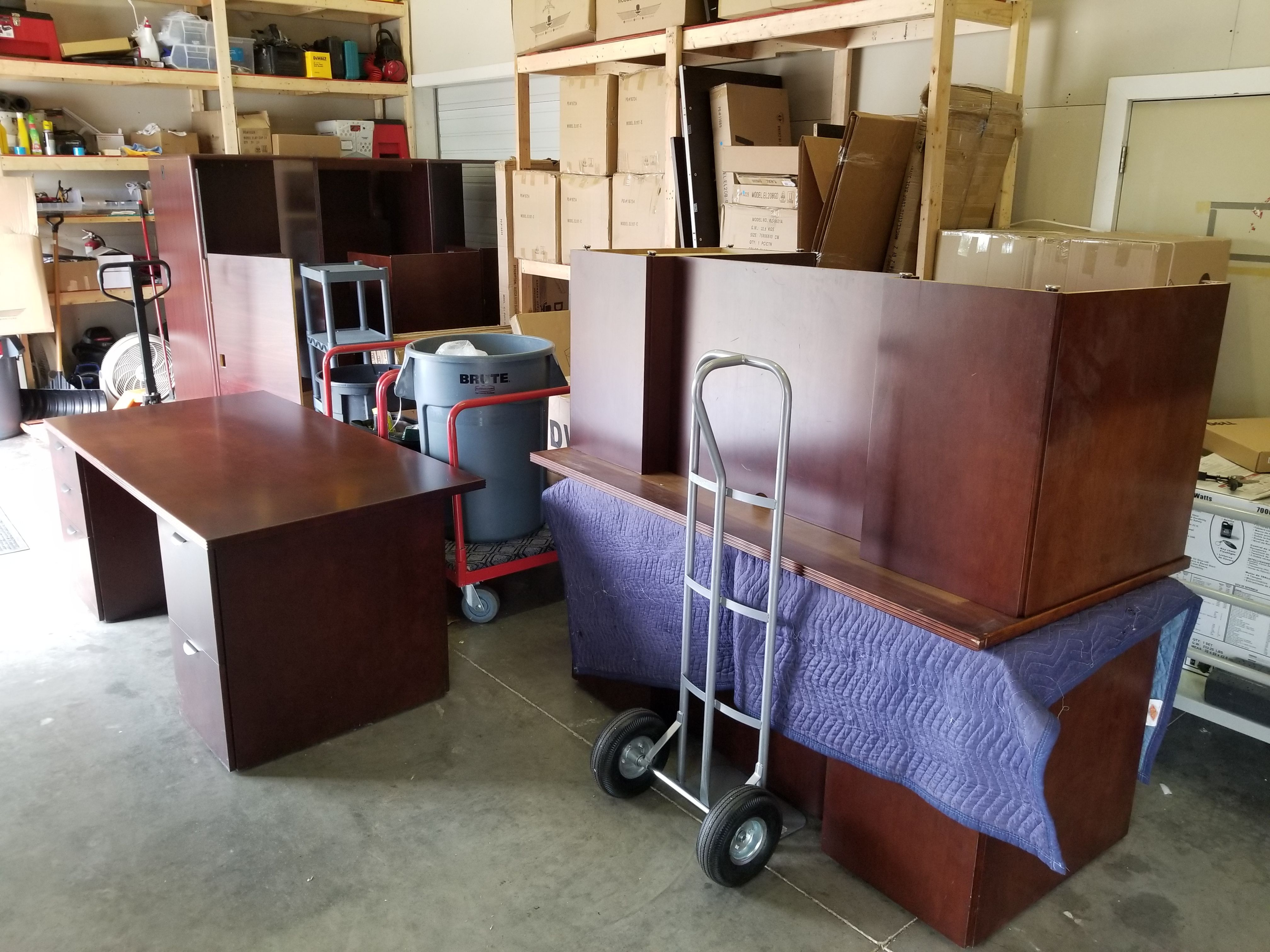 A Green Initiative By Madison Liquidators To Keep Office Furniture Out Of The Landfill Https