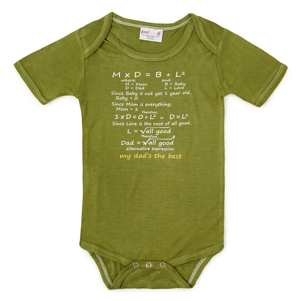 32b4910a1 This will be one of my kid's first clothes   Math and engineering ...