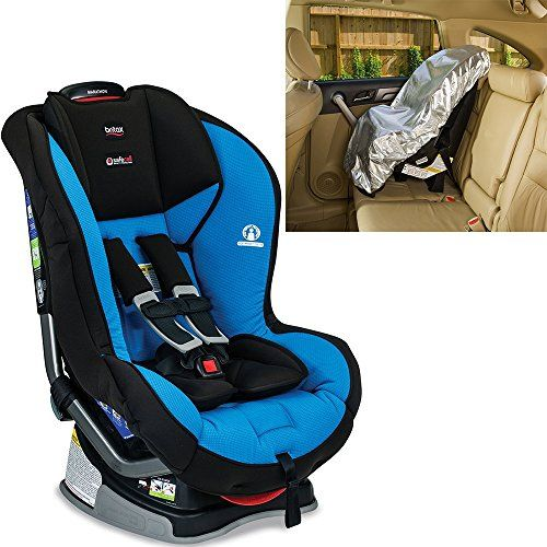 Britax Marathon G41 Convertible Car Seat With Sunshade Azul Visit The Image Link More Details This Is An Affiliate