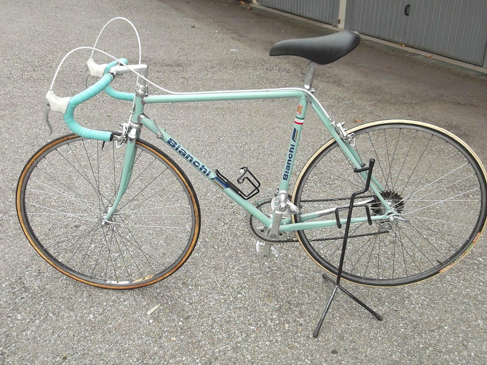 f22fcc524 Bicicletta Corsa Bici Bicycle Vintage Epoca Campagnolo Bianchi  Specialissima X3