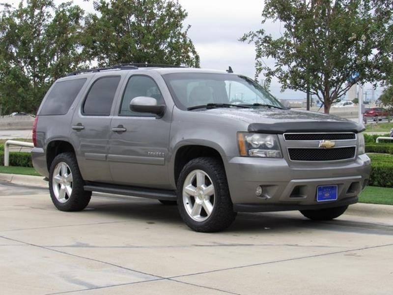 Used 2008 Chevrolet Tahoe For Sale 2020 Chevrolet Tahoe Tahoe Lt Chevrolet