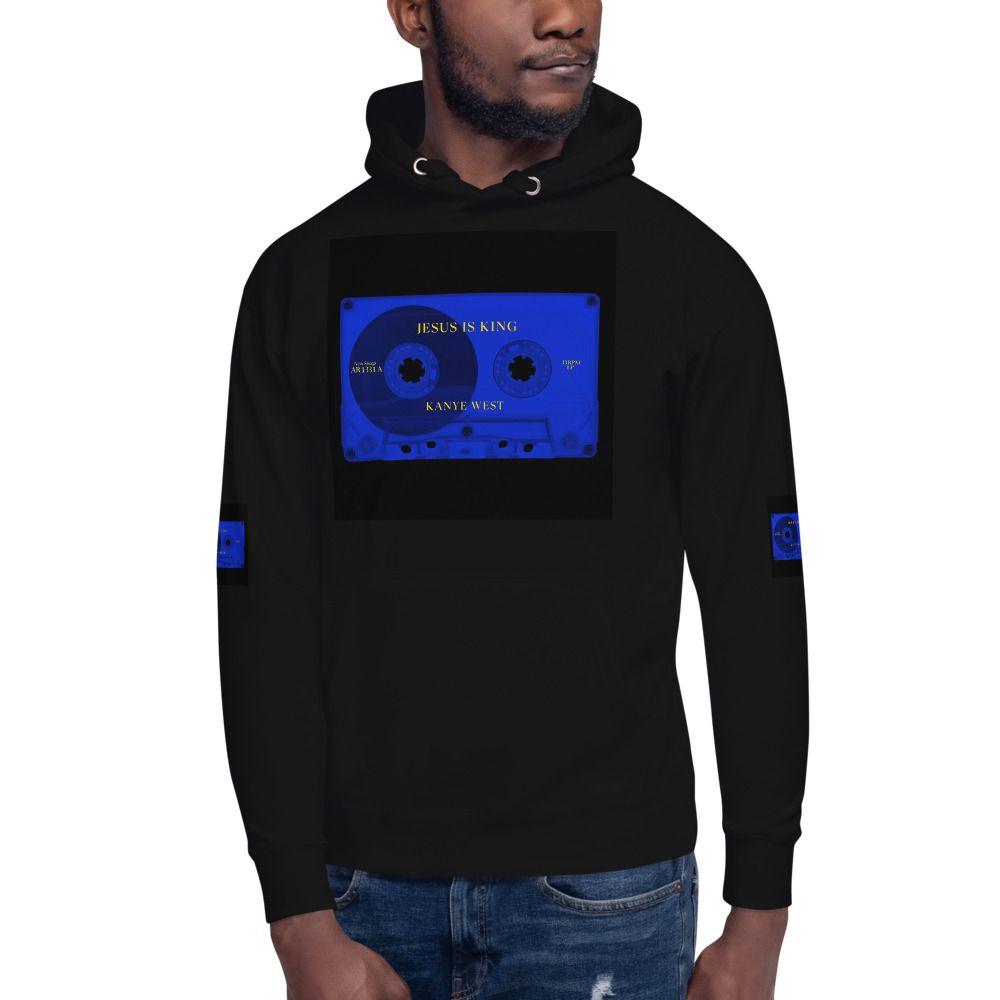 Jesus Is King Kanye West Unisex Hoodie Hoodies Meme Shirts Graphic Sweatshirt