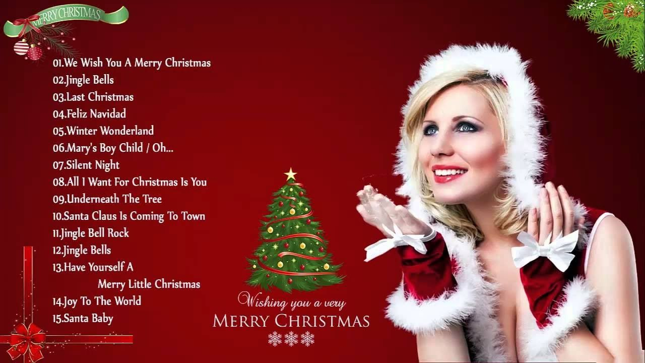 Best Christmas Songs Remix Merry Christmas Happy New Year 2017