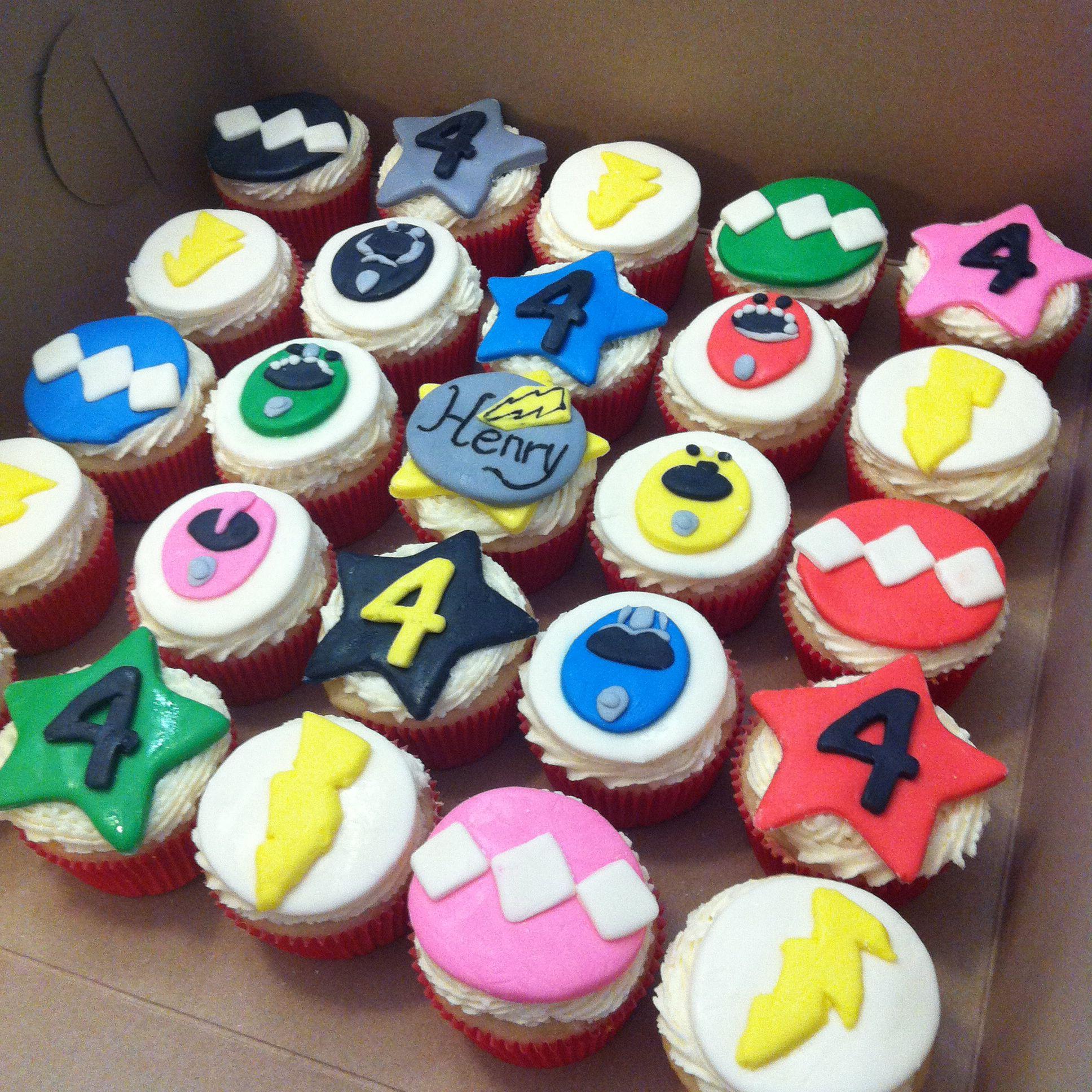 Power Rangers Cakes Pinterest
