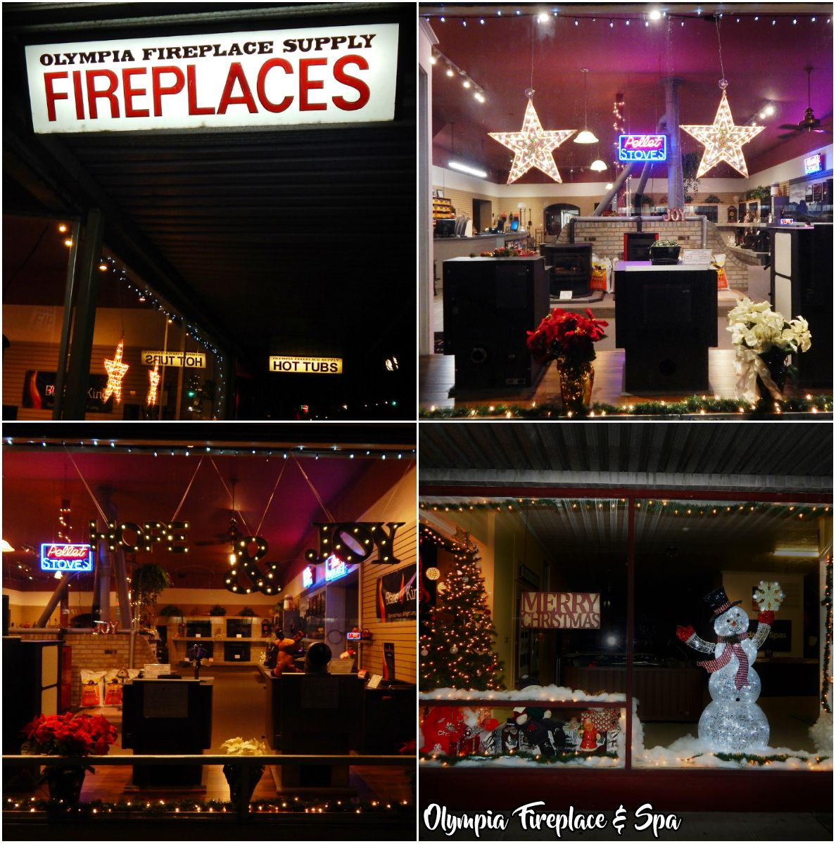 Oly Fireplace & Spa 506 4th Ave E, Olympia, WA 98501 | Olympia ...