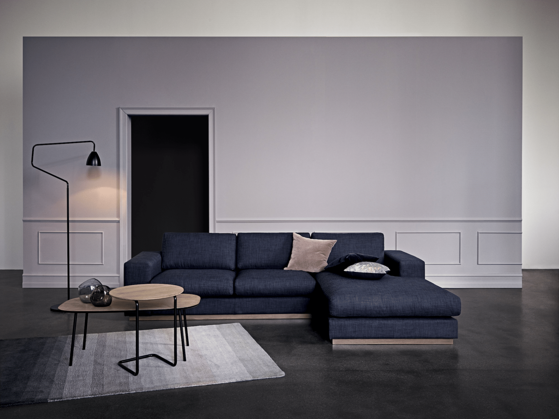 Introducing Bolia: New Scandinavian Design | Industrial style, Mid ...