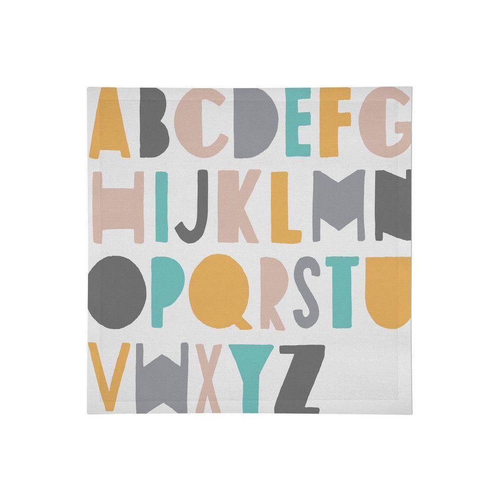 Adorable geometic alphabet