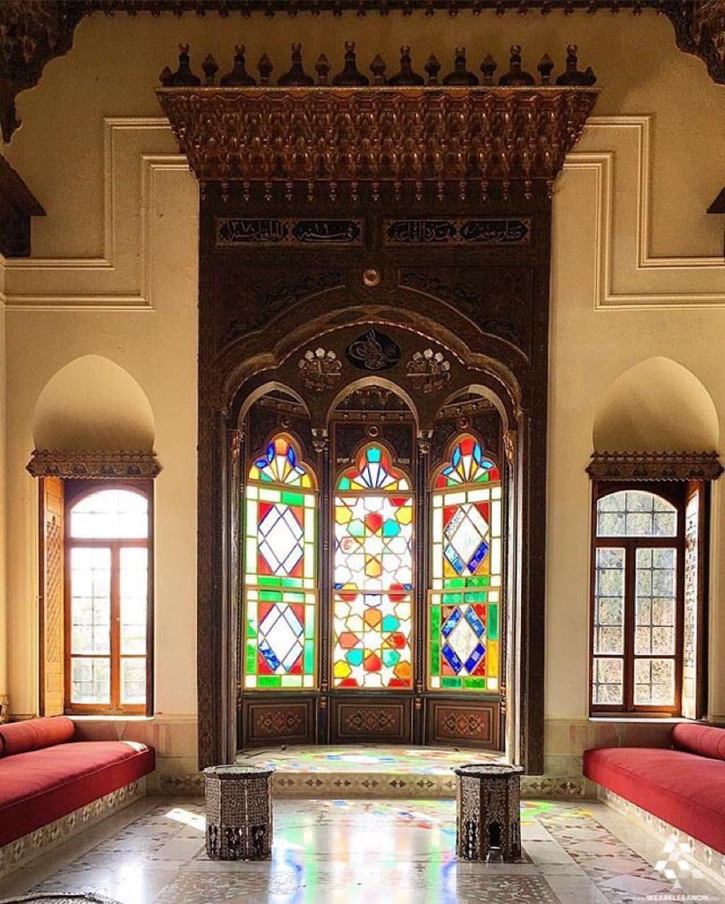 #Beiteddine palace By @fouxx #WeAreLebanon #Lebanon #WeAreLebanon