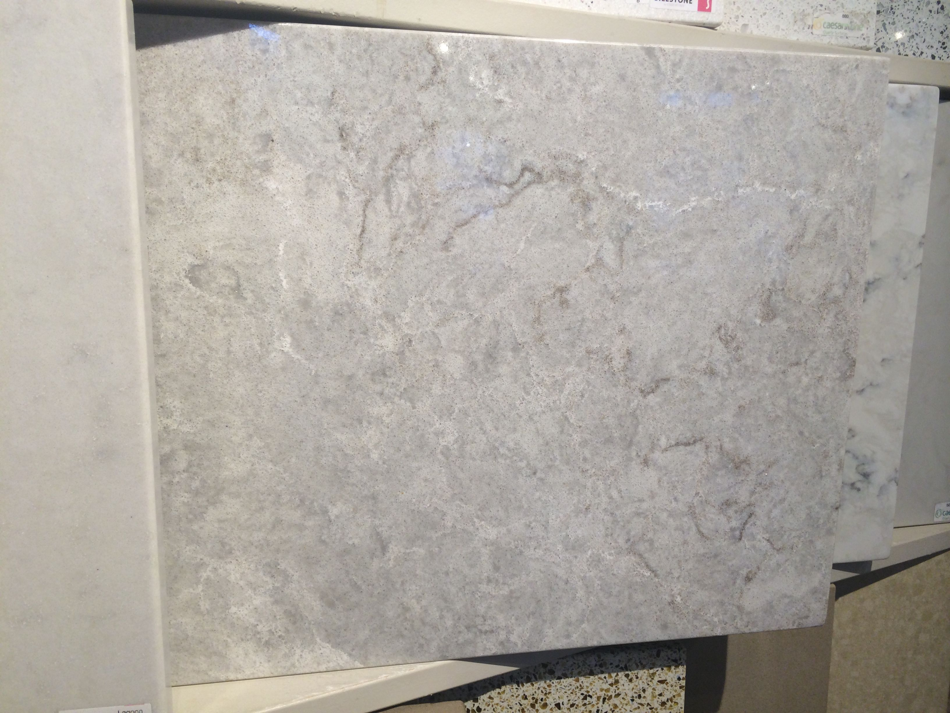 Caesarstone Quartz Bianco Drift 6131 In 2019 Quartz