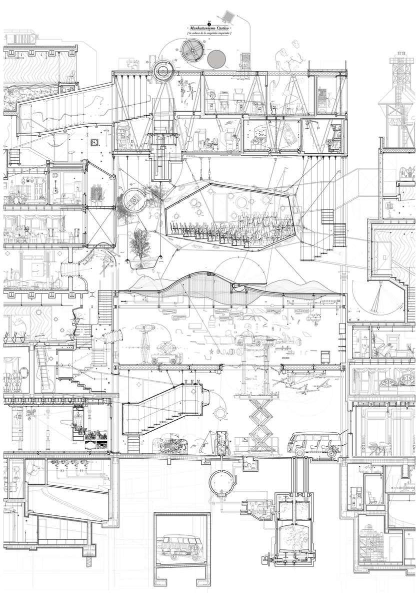 Archipelago Lab Future Architecture Platform