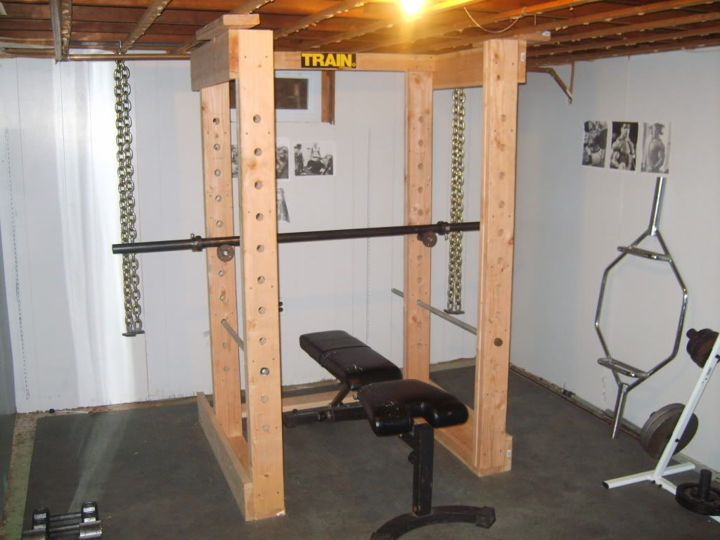 Home made equipment bodybuilding forums home gym at home