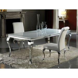 table salle a manger ronde transparente - Recherche Google | Table ...