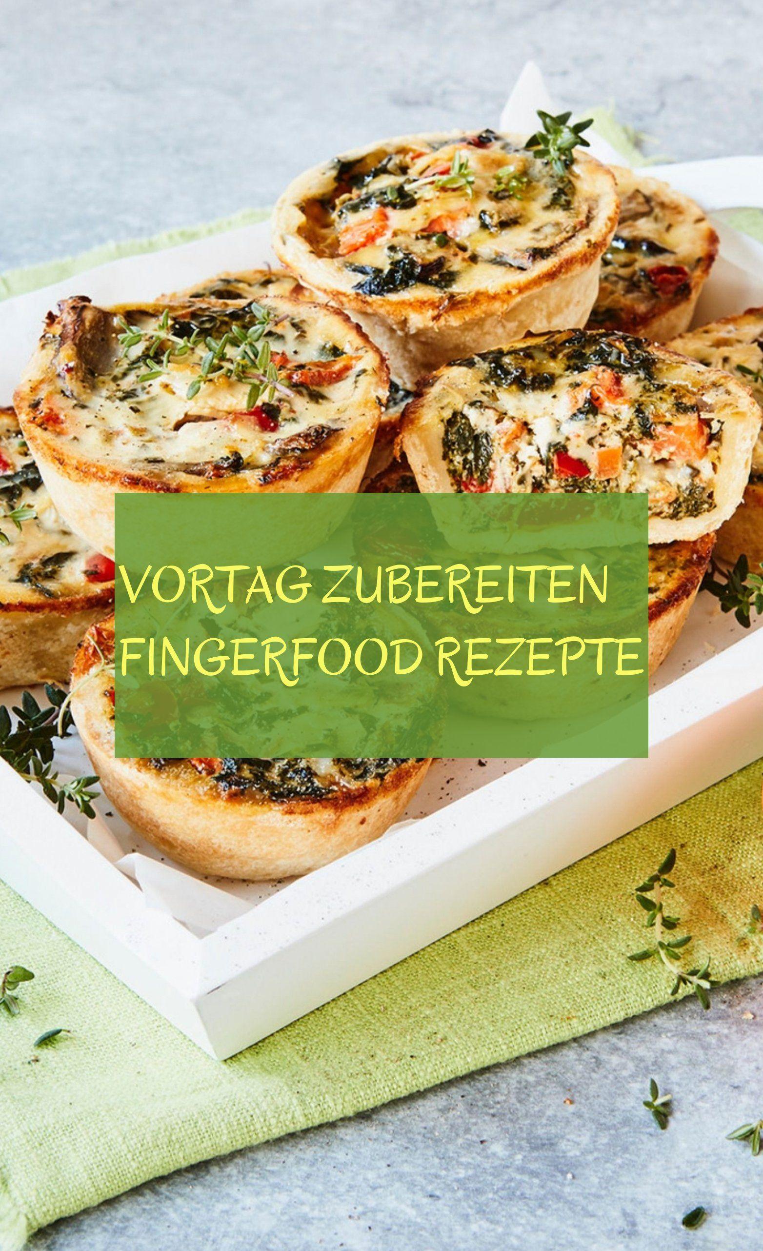 vortag zubereiten fingerfood rezepte 09.20.2019