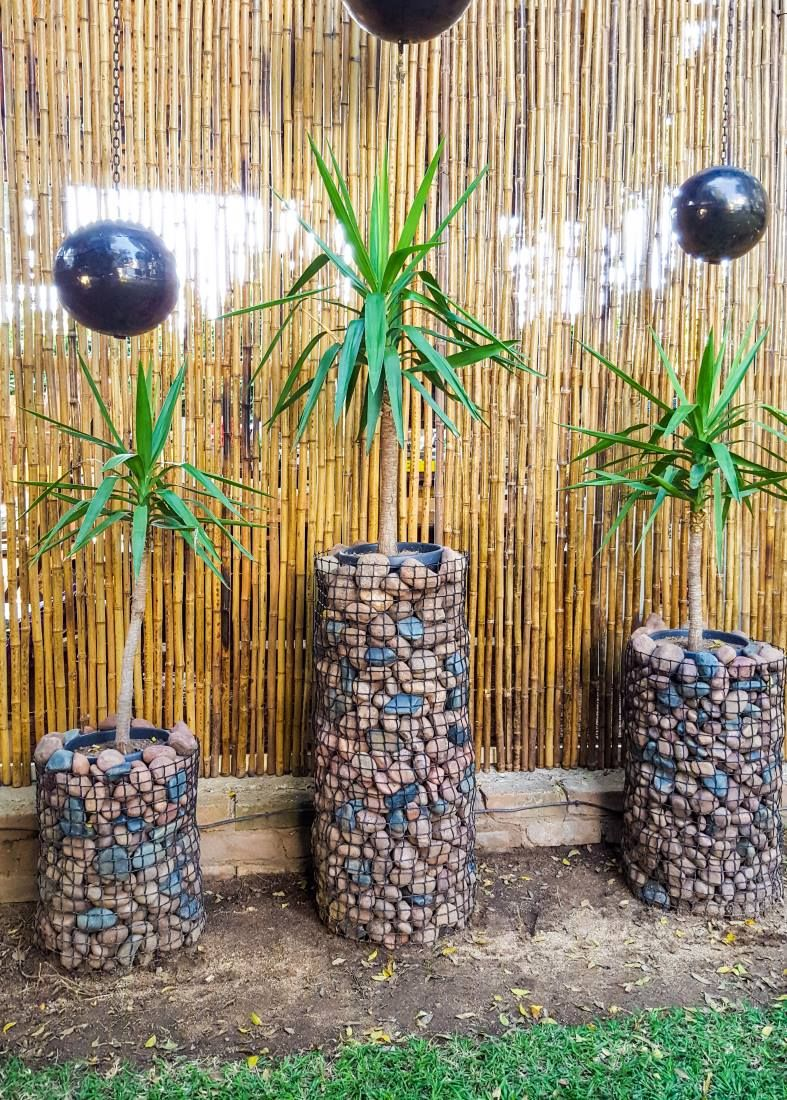 Stunning And Affordable Gabion Planters Made In A Morning 400 x 300