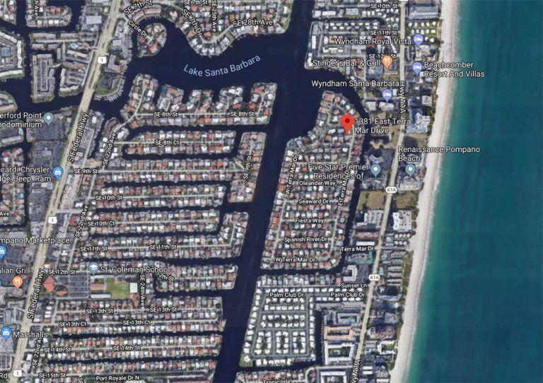 Map Of Pompano Beach Florida.Our Family S Favorite Spring Break Yet Travel Pompano Beach
