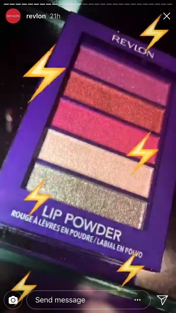 Electric Shock Lip Powder - All The Way Up by Revlon #16
