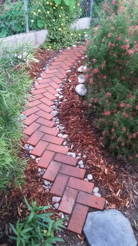 Photo of 40 Simply Amazing Walkway Ideas For Your Yard – Gardenholic