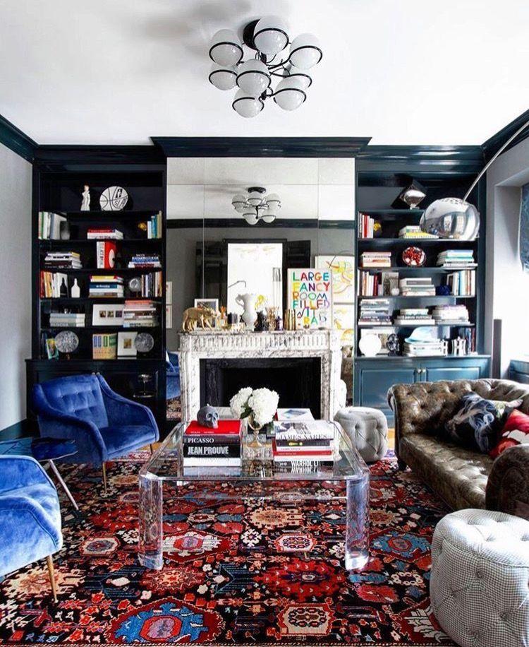 Pin by Alekka on inspiring interiors   Interior, Study ...