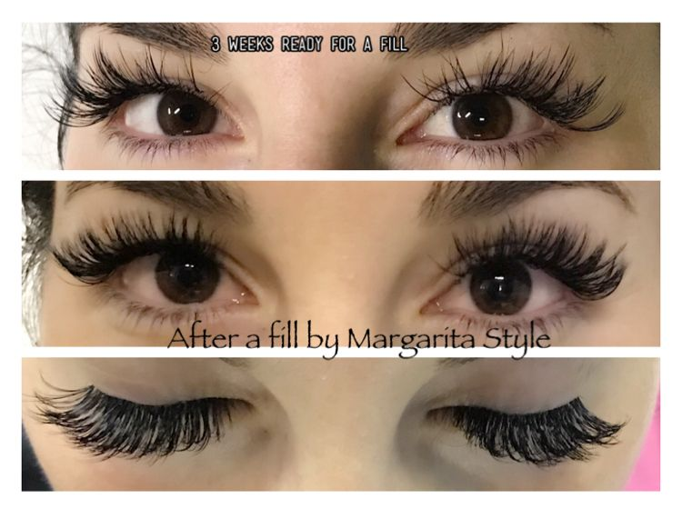 Pin by Ley LaTerrorista on Eyelash Extensions by Margarita
